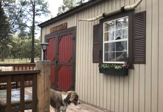 Temple Ranch Hunting Lodge