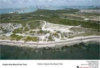 Historic Virginia Key Bch Park
