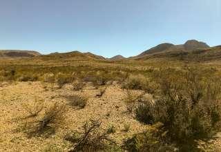Terlingua Desert Remote Camping