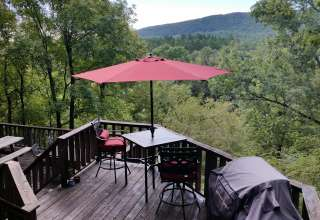 Thunder Mountain River Camp
