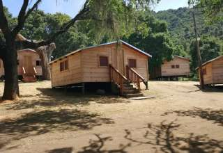 Camp with meals included!