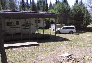 Blissful Campsite Retreat