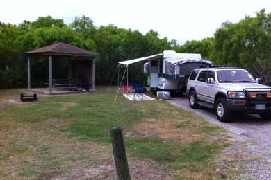 Sponsored Youth Group Campground