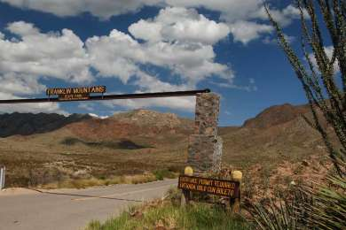Franklin Mountains Campground