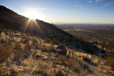 Saddleback Butte State Park