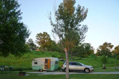 Prairie Rose East Campground