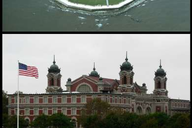 Ellis Island Part of Statue of Liberty National Monument