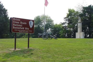 Brices Cross Roads National Battlefield Site