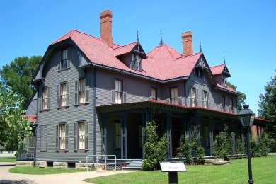 James A Garfield National Historic Site