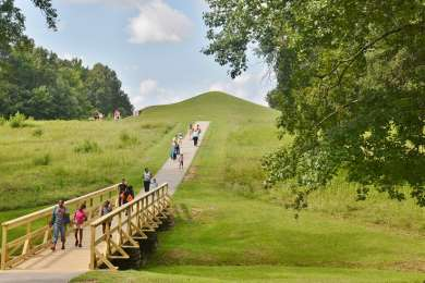 Ocmulgee National Monument