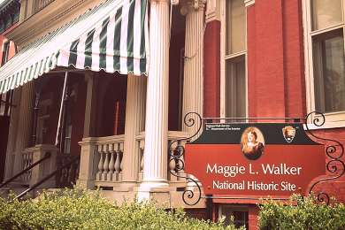 Maggie L Walker National Historic Site