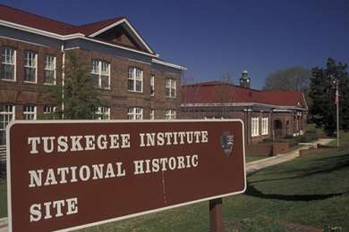 Tuskegee Institute National Historic Site
