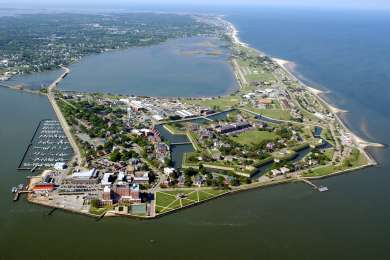 Fort Monroe National Monument