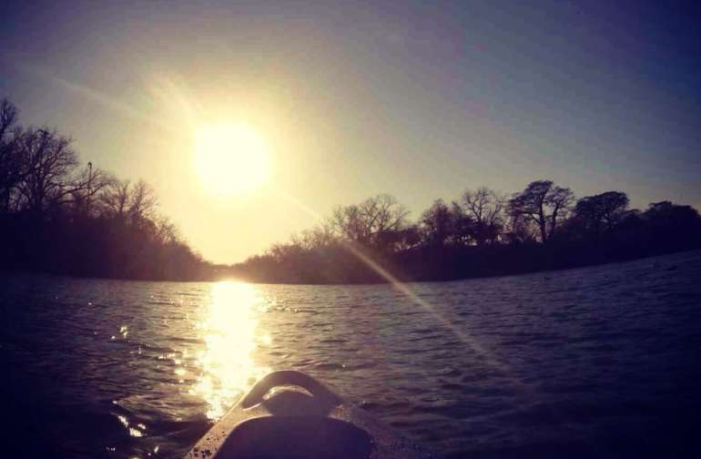Lake Somerville State Park