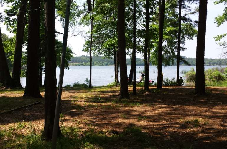 Martin Creek Lake State Park