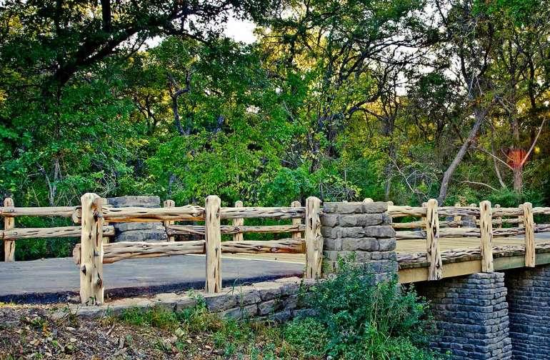 Cleburne State Park