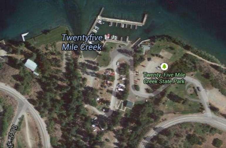 Twenty-Five Mile Creek State Park