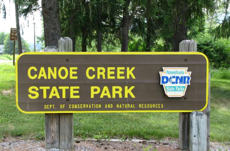 Canoe Creek State Park