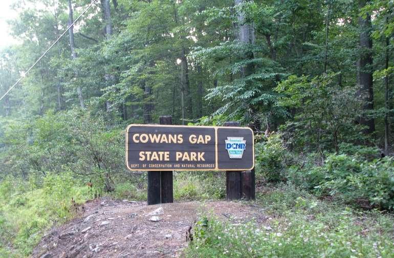 Cowans Gap State Park