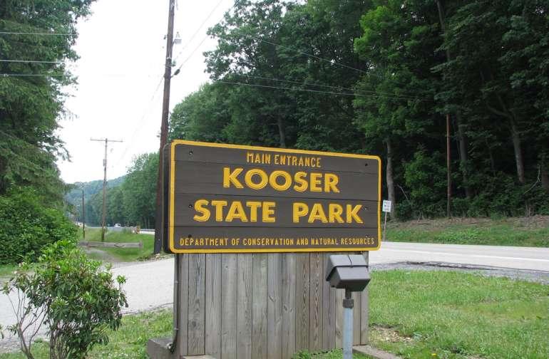 Kooser State Park