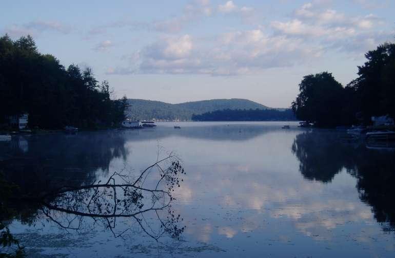 Lake St. Catherine State Park