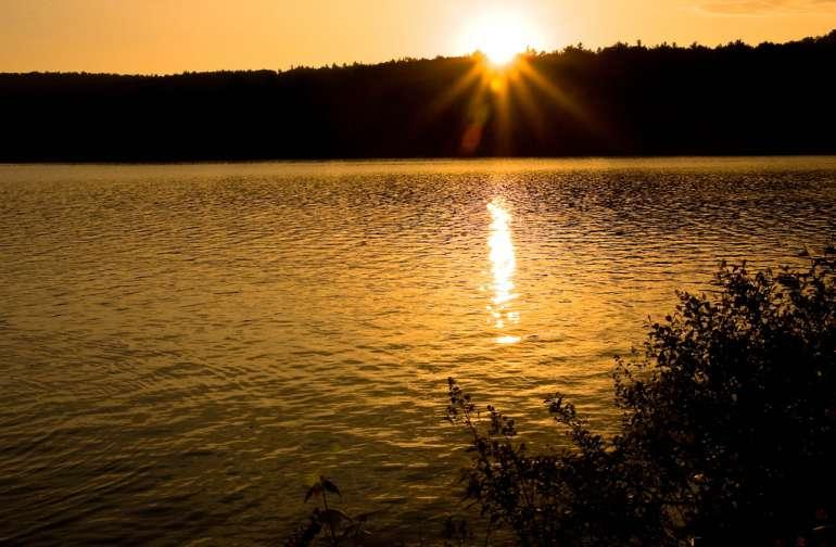Lake St. George State Park