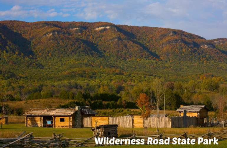 Wilderness Road State Park
