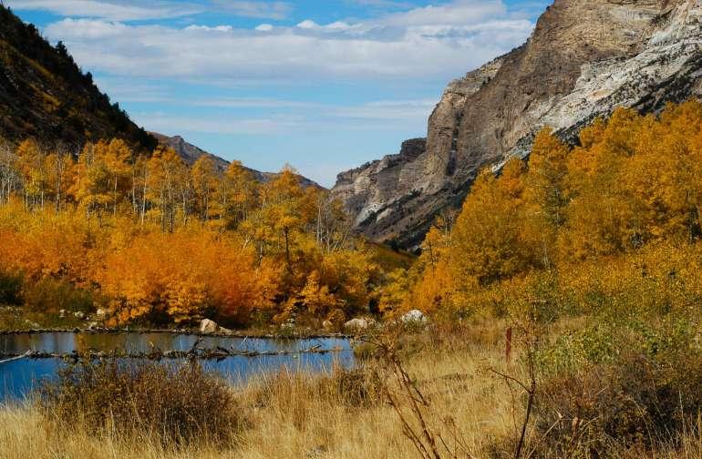 Beaver Dam State Park Nevada