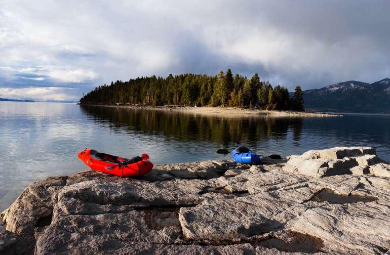 Flathead Lake State Park - Finley Point Unit