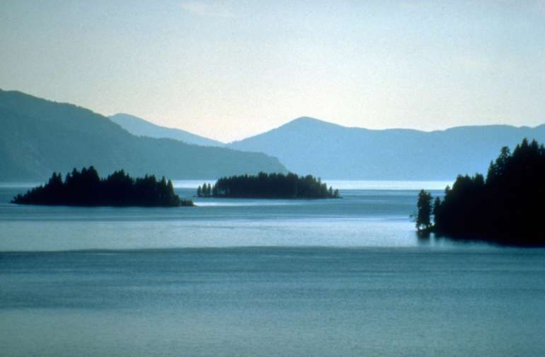 Priest Lake State Park
