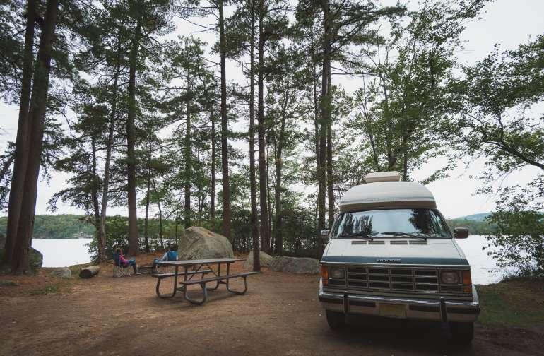 Pawtuckaway State Park