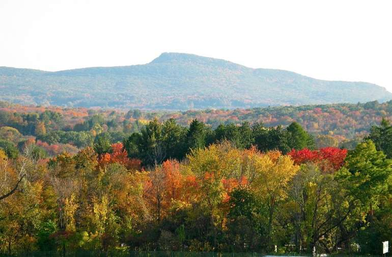 New England National Scenic Trail