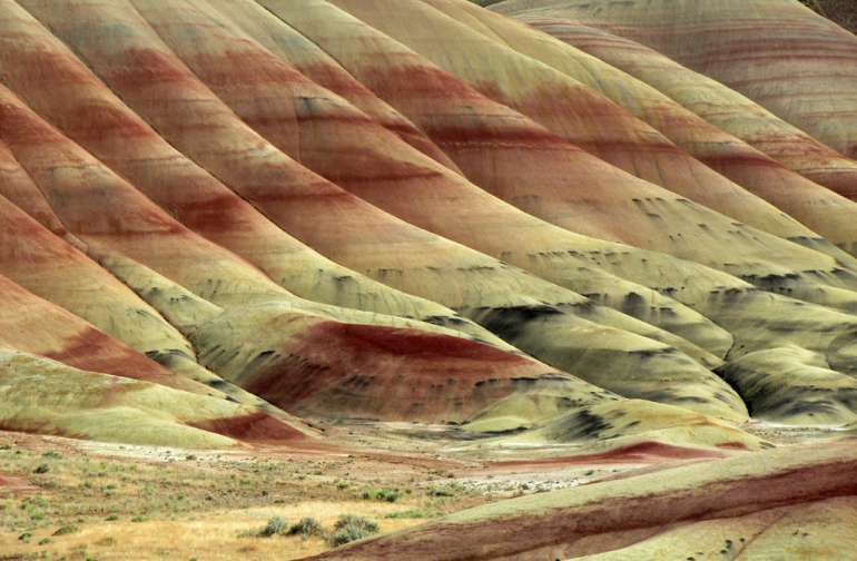 John Day Fossil Beds National Monument