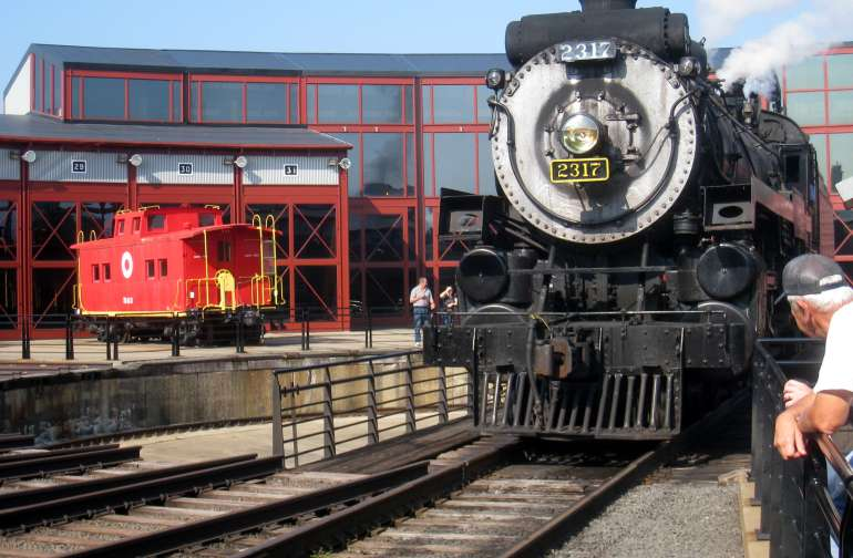 Steamtown National Historic Site