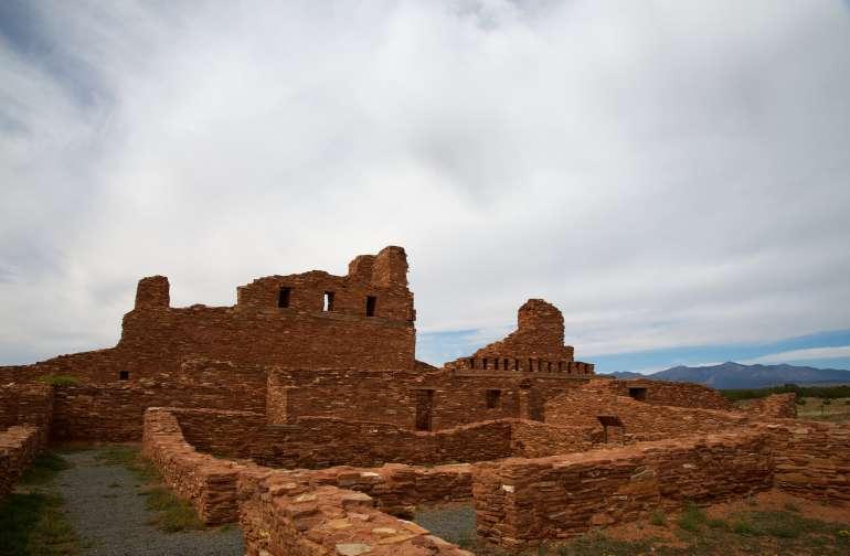 Salinas Pueblo Missions National Monument