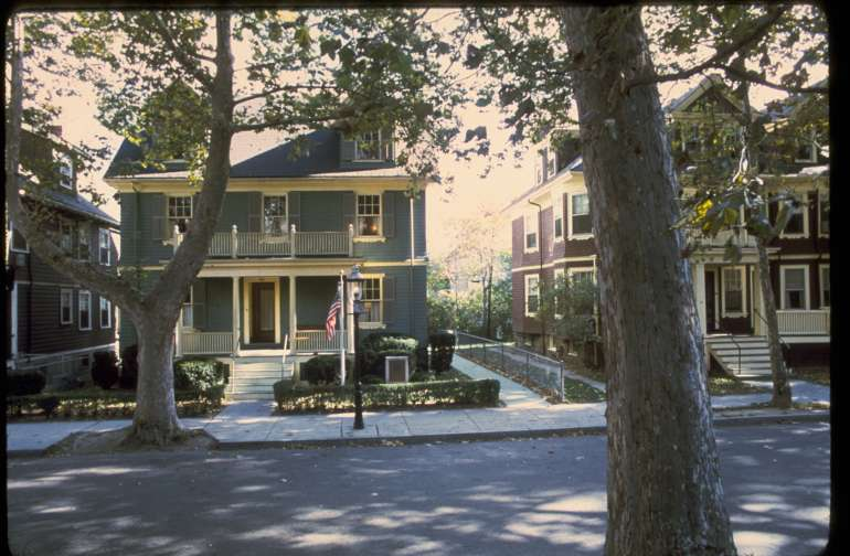 John Fitzgerald Kennedy National Historic Site