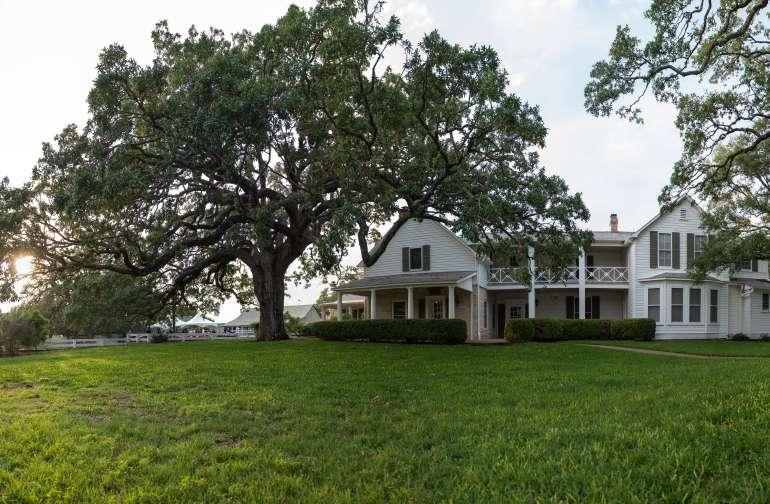Lyndon B Johnson National Historical Park