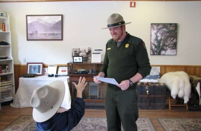 Klondike Gold Rush - Seattle Unit National Historical Park