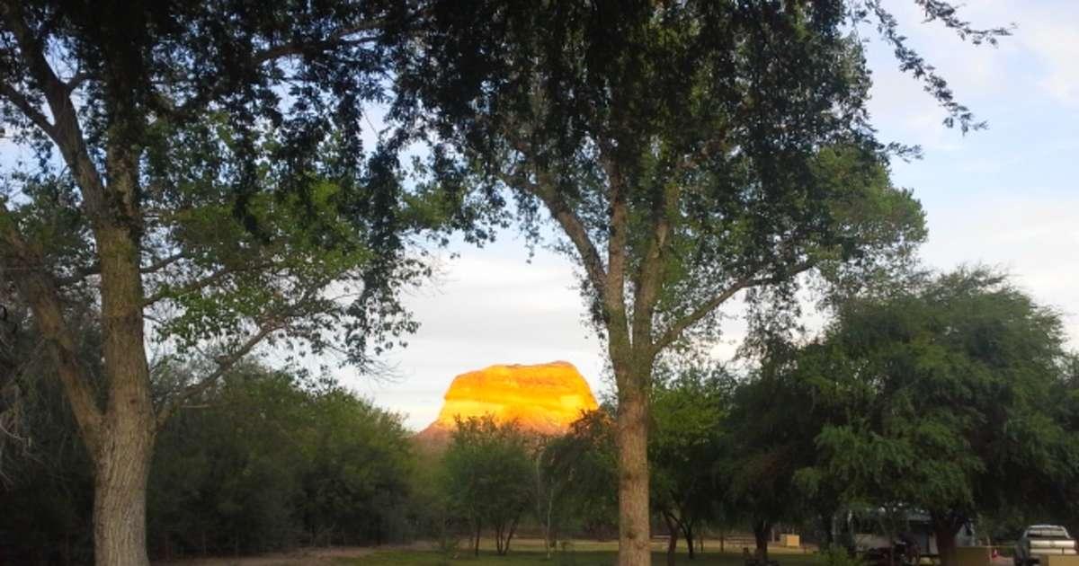 Cottonwood Campground Big Bend Tx 4 Hipcamper Reviews