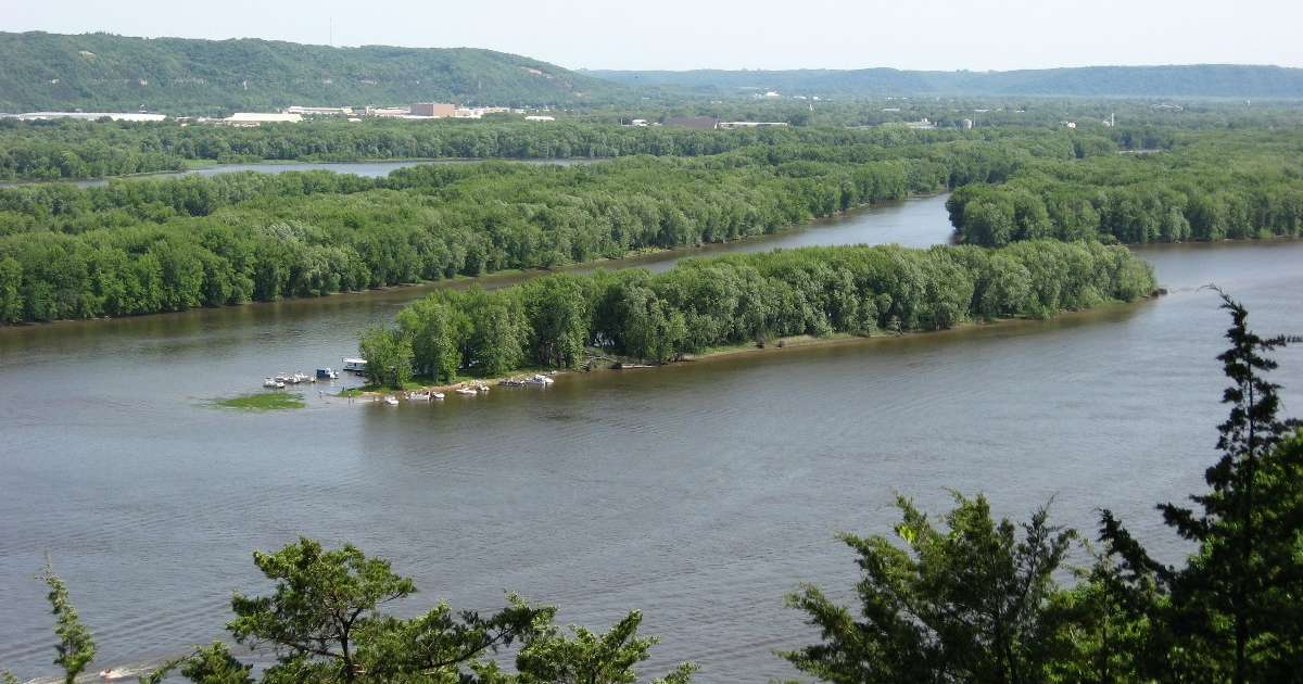 Best Camping In And Near Mississippi River