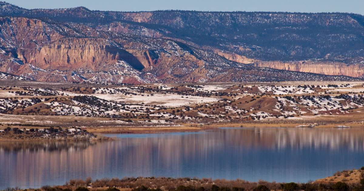 Best Camping In And Near Abiquiu Lake