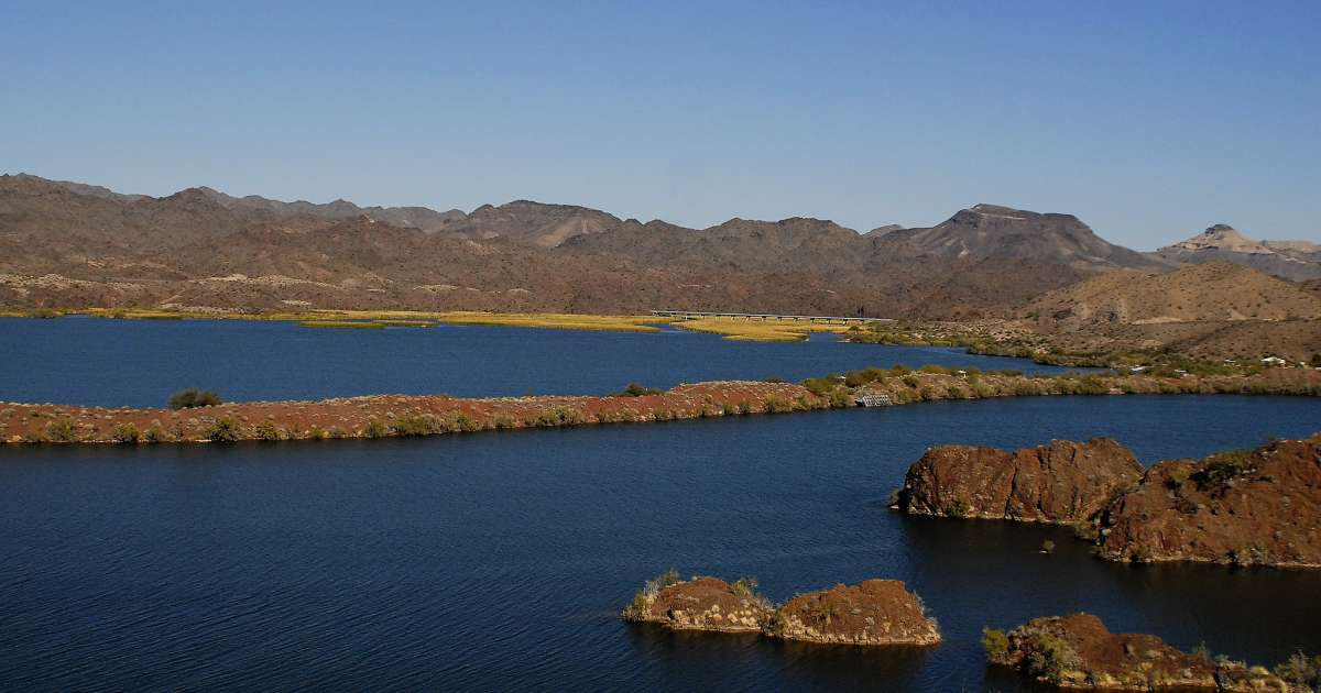 Best Camping In And Near Lake Havasu State Park