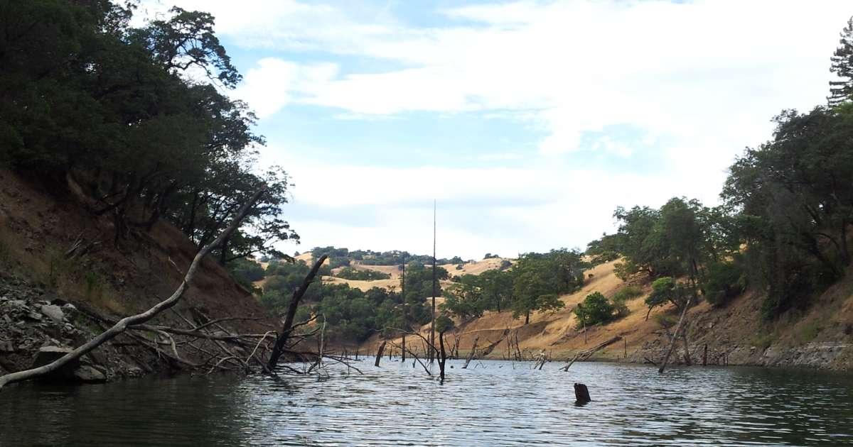 Lake Sonoma Boat In Sites Lake Sonoma Ca 8 Hipcamper