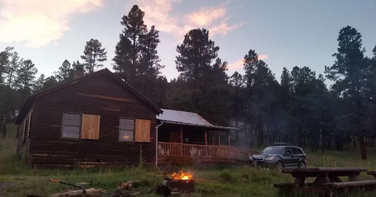 Forest Lake Auto Group >> Caldwell Cabin, Apache Sitgreaves, AZ: 1 Hipcamper Review ...