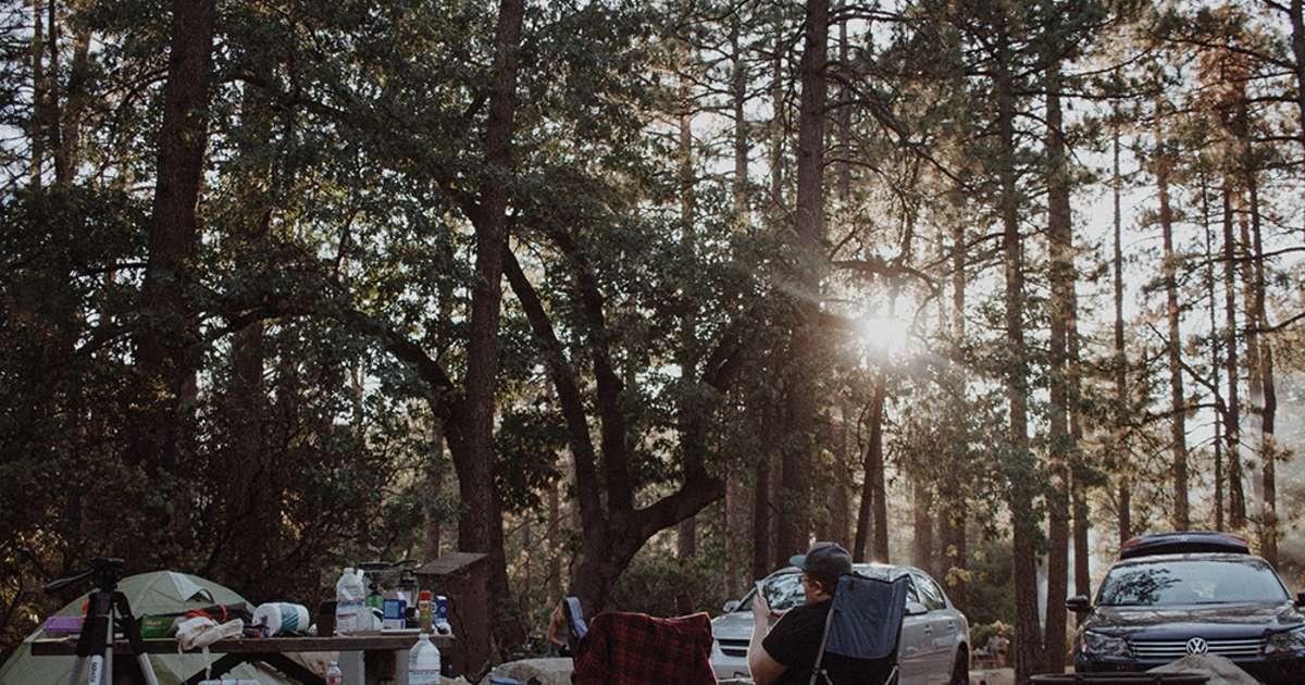Idyllwild Campground Mount San Jacinto Ca 9 Hipcamper