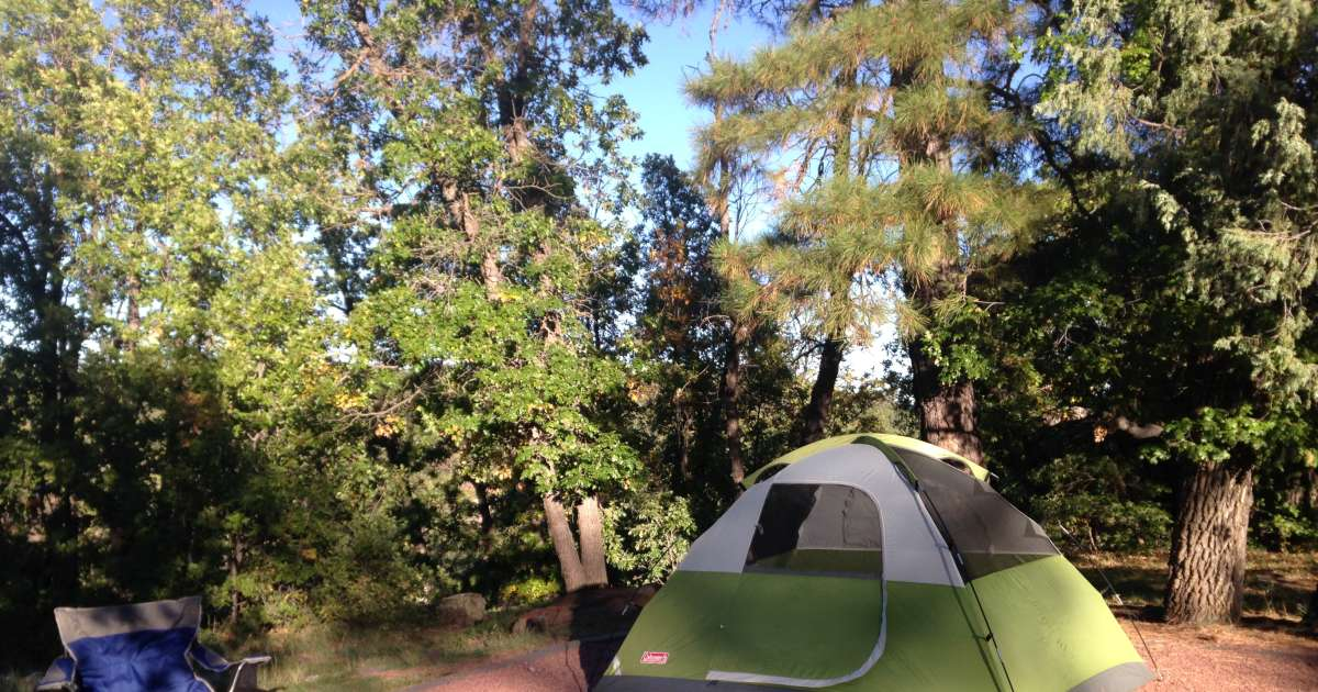 The 20 best campgrounds near payson arizona publicscrutiny Images
