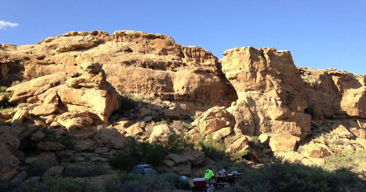 Camping Near Chaco Culture National Historic Park Best