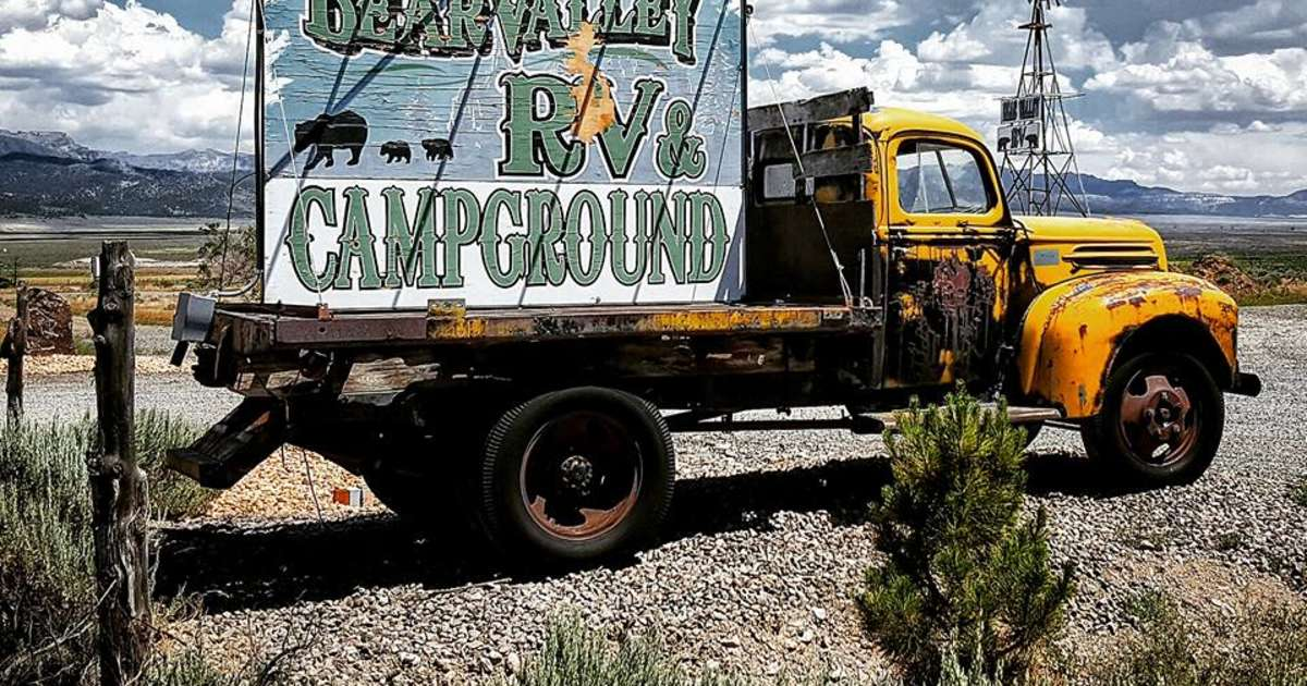 Bear Valley RV Campground Camping