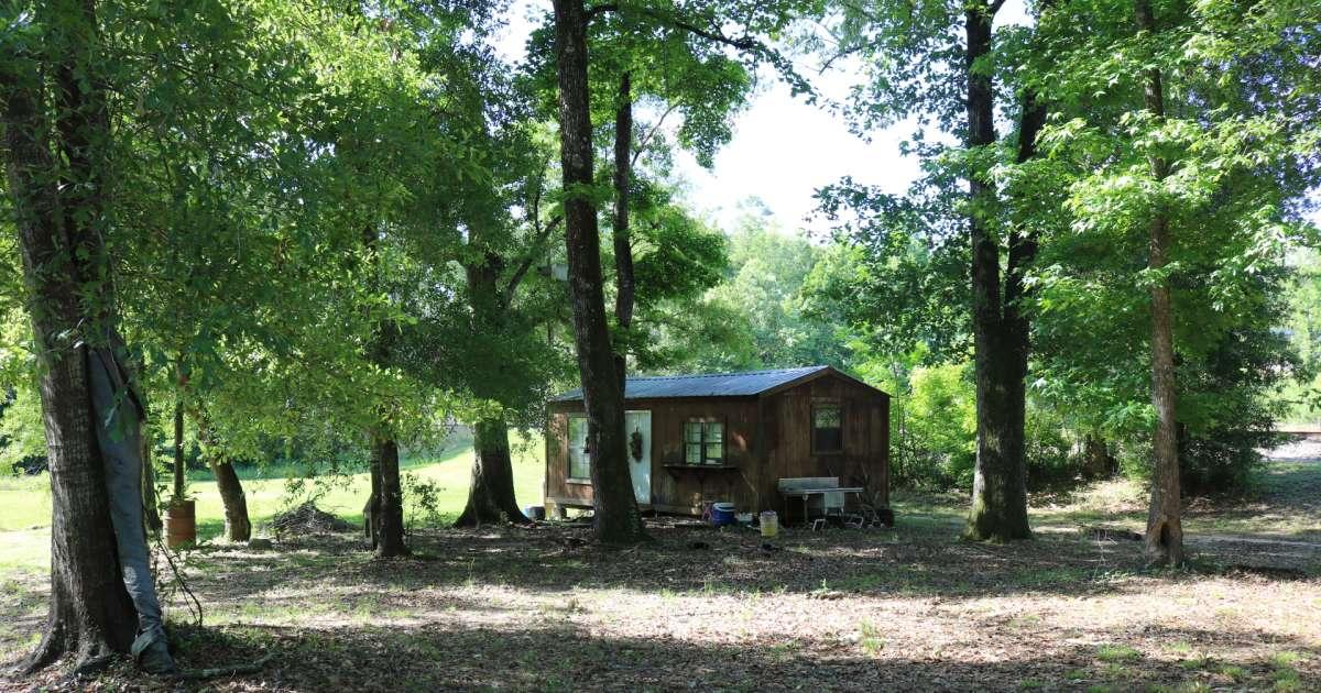 White Bluff Primitive Camping