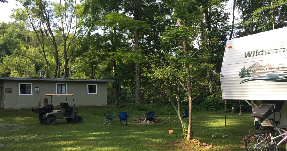 Greenbrier River Rv Camping Bethany C S Land Wv 10 Photos